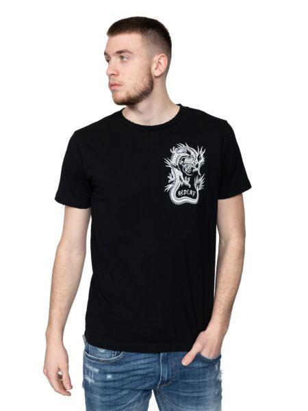Muška crna majica - Replay