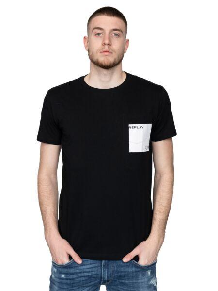 Muška majica sa printom - Replay