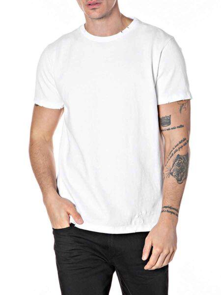 Replay - Bela muška majica