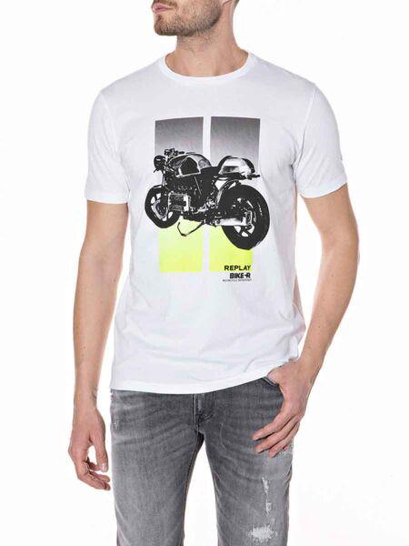 Replay - Muška majica sa printom