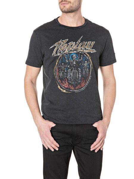 Replay - Muška majica sa grafikom