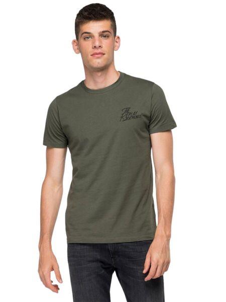 Replay - Maslinasta muška majica