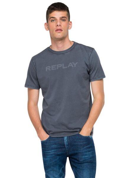 Replay - Siva muška majica