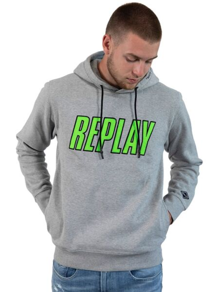 Replay - Muški duks sa kapuljačom