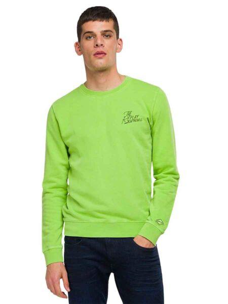 Replay - Zeleni muški duks