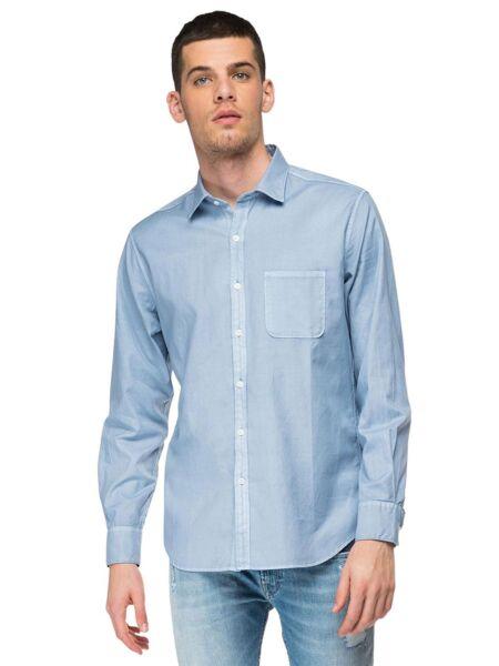 Muška košulja dugih rukava - Replay