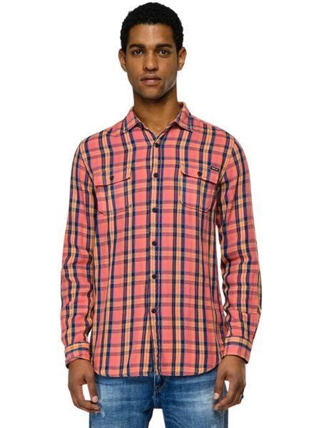 Replay - Karirana muška košulja
