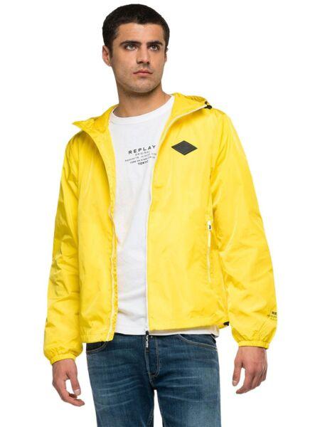 Muška jakna sa kapuljačom - Replay