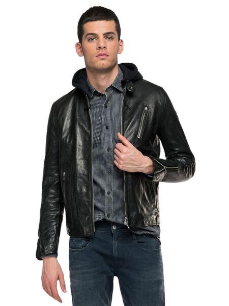Replay - Kožna muška jakna