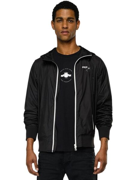 Replay - Crna muška jakna