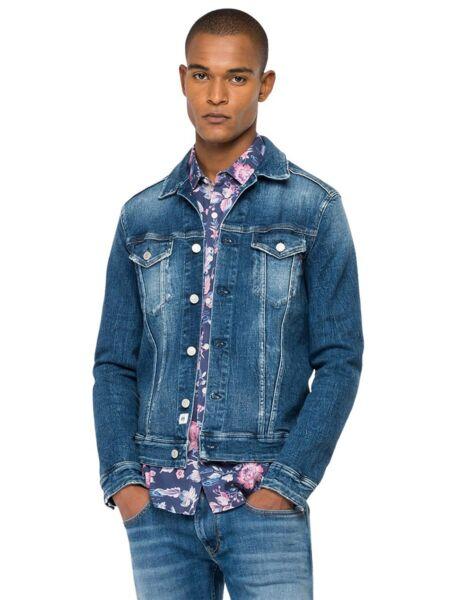 Muška teksas jakna - Replay