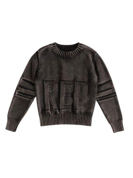 Replay - Logo džemper za dečake
