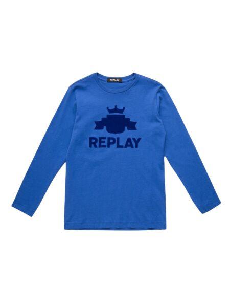Replay - Logo majica za dečake