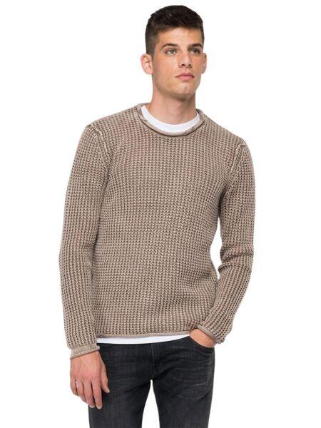Replay - Bež muški džemper