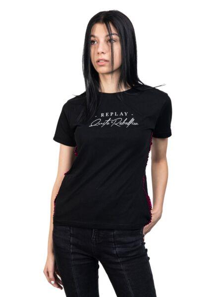 Ženska majica kratkih rukava - Replay