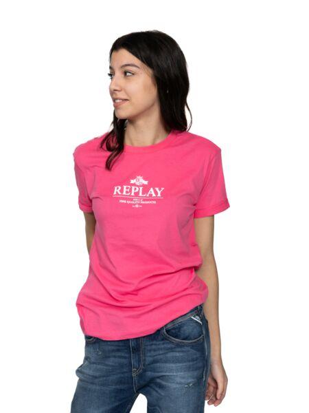 Ženska logo majica - Replay