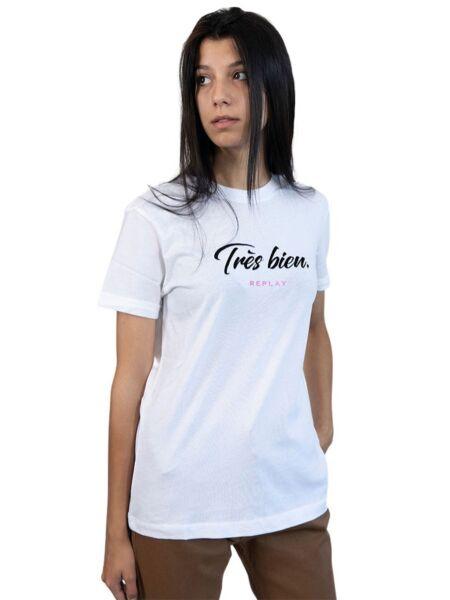 Replay - Ženska majica sa natpisom