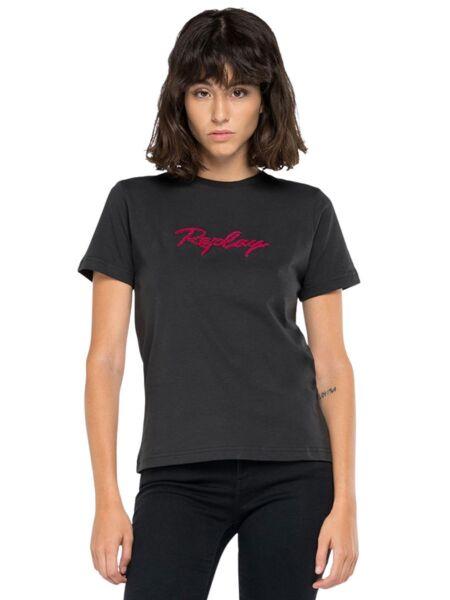 Replay - Ženska logo majica