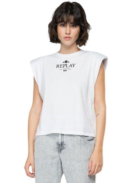 Replay - Bijela ženska majica