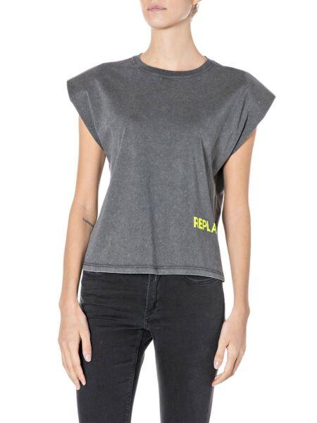 Replay - Siva ženska majica