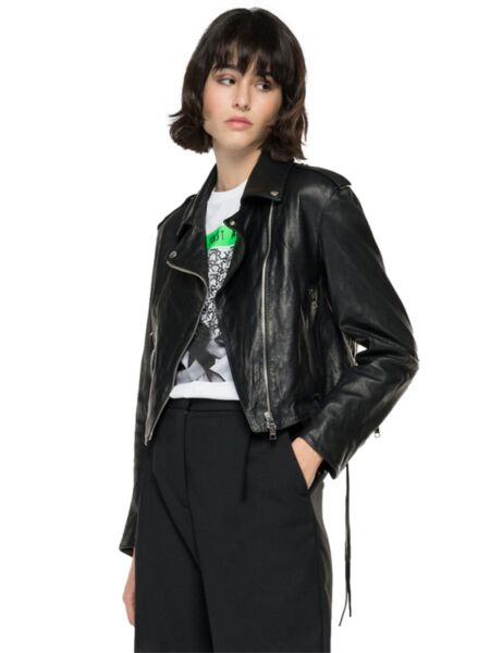 Replay - Kožna ženska jakna