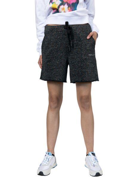 Šljokičaste ženske kratke hlače - Replay