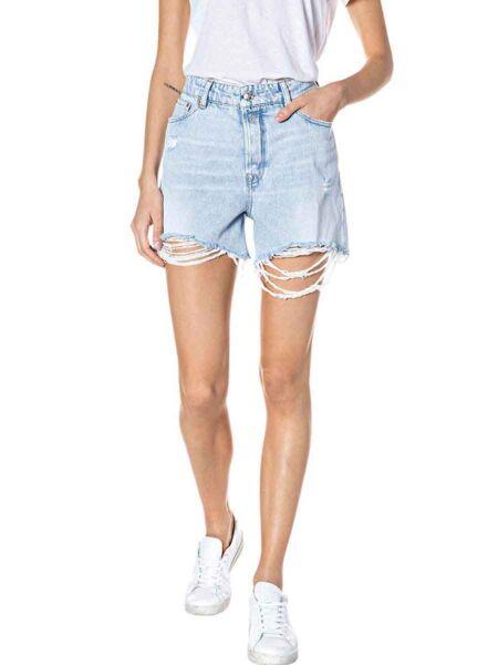 Replay - Traper ženske kratke hlače