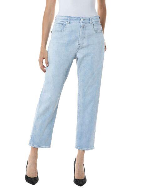 Ženski mom fit džins - Replay