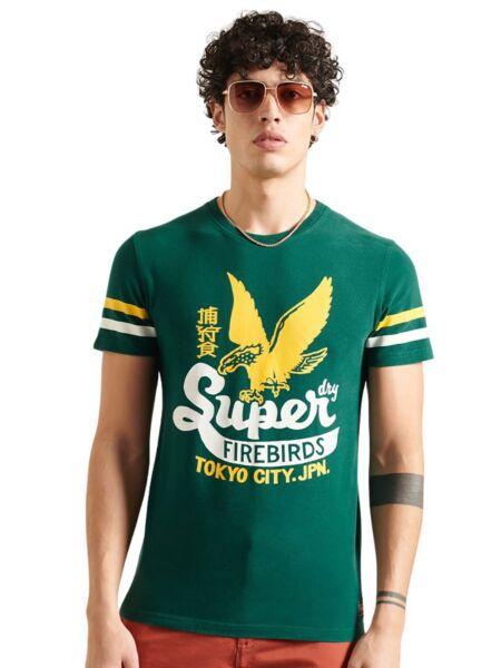 Superdry - Muška logo majica