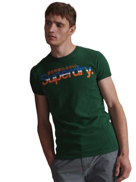 Muška majica sa printom - Superdry