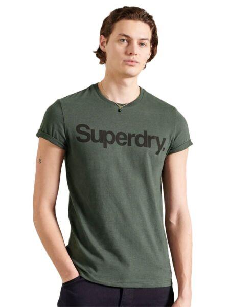 Muška logo majica - Superdry