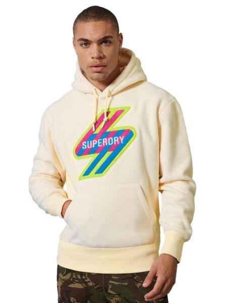 Bež muški duks - Superdry