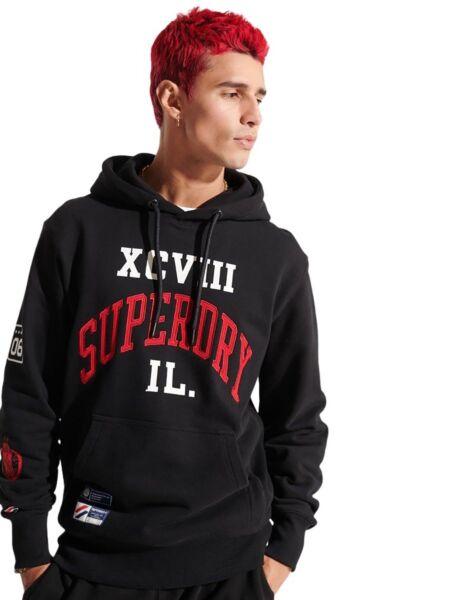 Superdry - Muški duks s kapuljačom