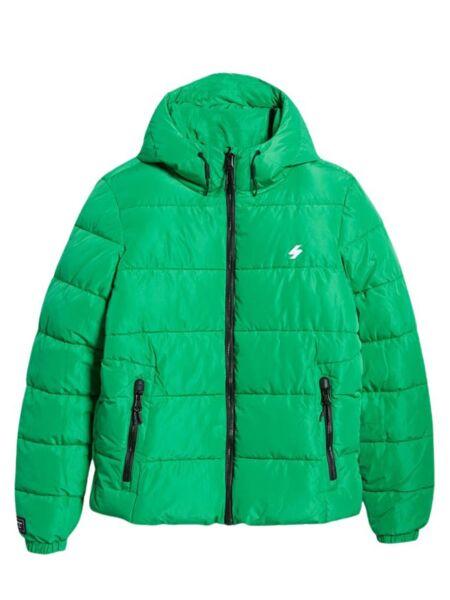 Superdry - Zelena muška jakna