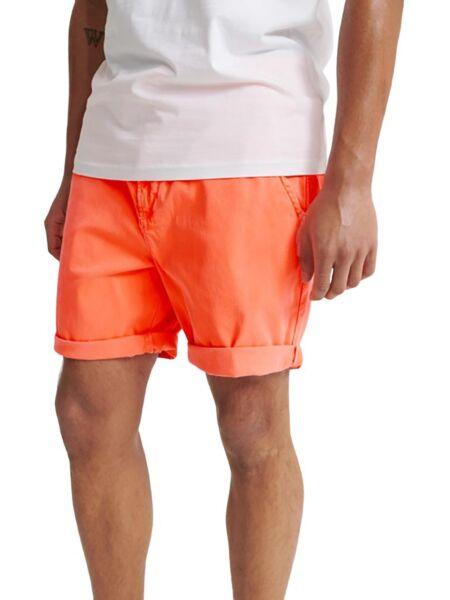 Narandžaste muške bermude - Superdry