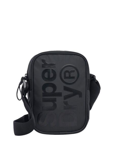 Muška torbica sa logo printom - Superdry