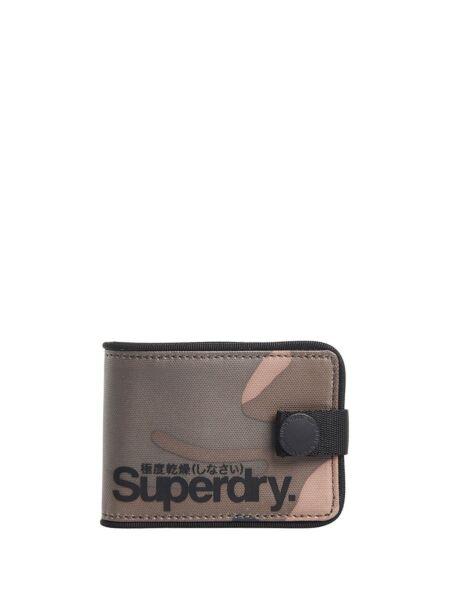 Maskirni muški novčanik - Superdry