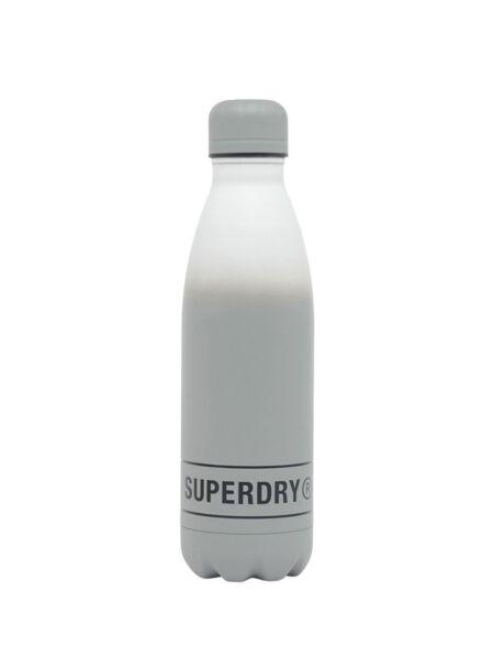 Siva flaša za vodu - Superdry
