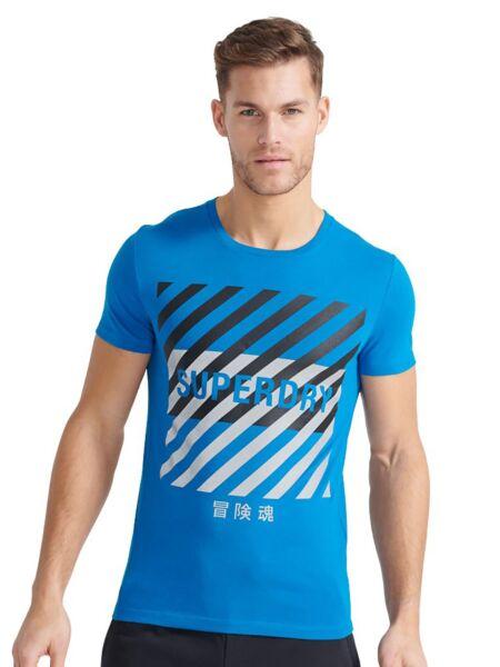 Muška sport majica - Superdry