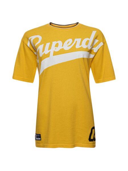 Superdry - Žuta ženska majica