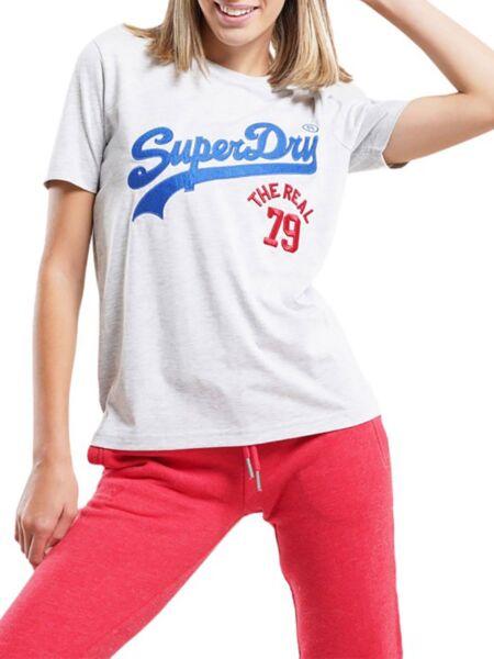 Superdry - Ženska logo majica