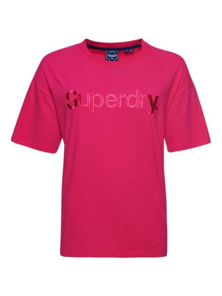 Superdry - Ciklama ženska majica