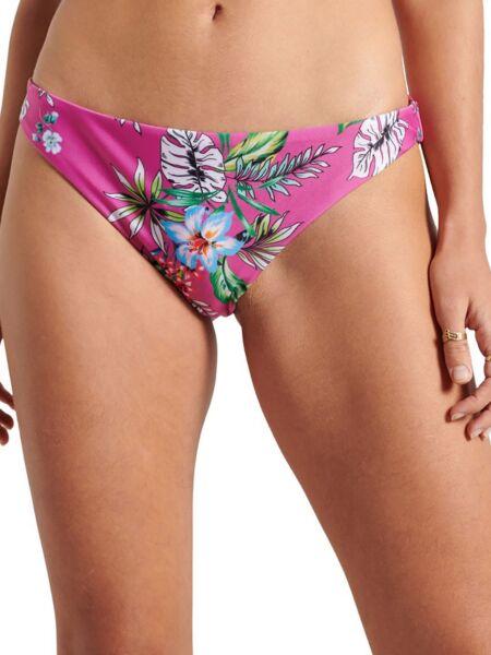Cvetni roze bikini - Superdry