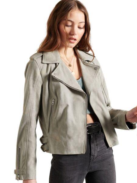 Ženska bajker jakna - Superdry