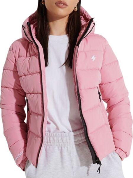 Superdry - Ženska jakna sa kapuljačom