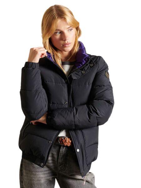 Superdry - Crna ženska jakna
