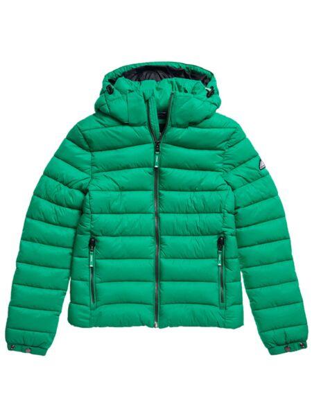 Superdry - Zelena ženska jakna