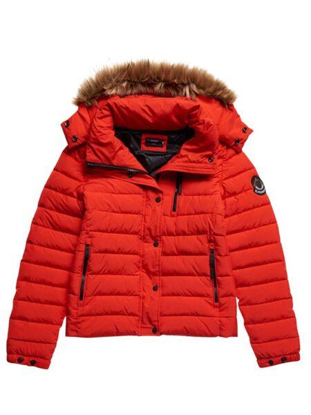 Superdry - Ženska jakna s kapuljačom