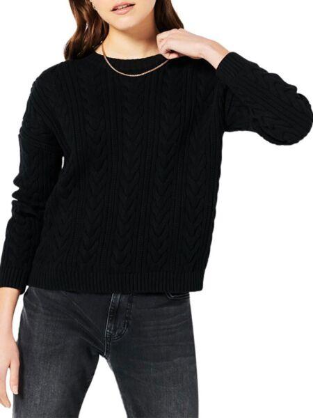 Superdry - Crni ženski džemper