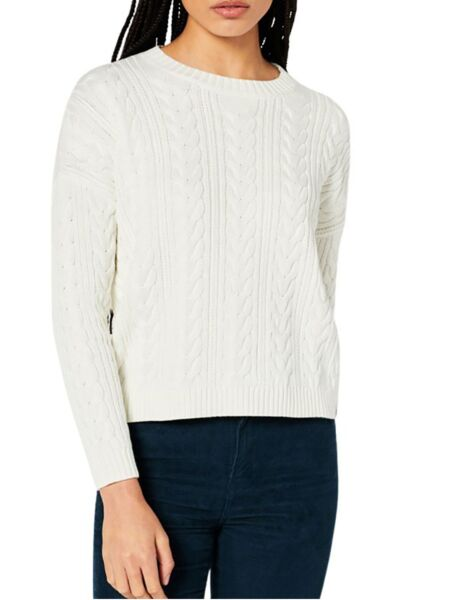 Superdry - Bijeli ženski džemper